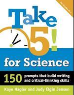 Take Five! for Science af Judy E. Jensen, Judy Elgin Jensen, Kaye Hagler