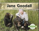 Jane Goodall (History Maker Biographies)