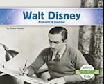 Walt Disney (History Maker Bios Lerner)