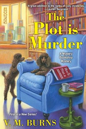 Plot Is Murder af V.M. Burns