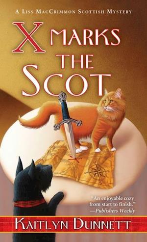 X Marks the Scot af Kaitlyn Dunnett