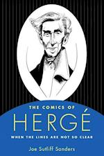 Comics of Herge: When the Lines Are Not So Clear
