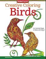Birds (Creative Coloring)