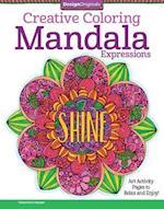 Mandala Expressions af Valentina Harper