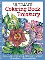Ultimate Coloring Book Treasury (Coloring Collection)