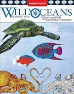 Wild Oceans Coloring Book