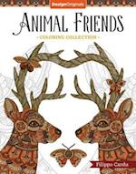 Animal Friends (Filippo Cardu Coloring Collection) (Filippo Cardu Coloring Collection)