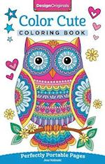 Color Cute Coloring Book (On the go Coloring Book)