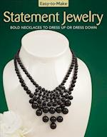 Easy To Make Statement Jewelry (Easy to Make!)
