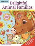 Delightful Animal Families