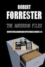 The Anderson Files af Robert Forrester