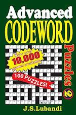 Advanced Codeword Puzzles 2