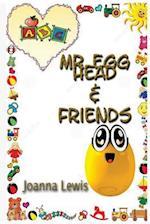 MR Egg Head & Friends af Joanna Lewis