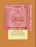 British and Commonwealth Revenue Stamps