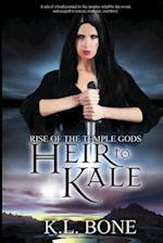 Rise of the Temple Gods af K. L. Bone