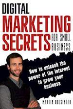 Digital Marketing Secrets for Small Business af Martin Holsinger