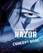 Everette Hartsoe's Razor Concept Book af Everette Hartsoe