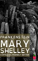Frankenstein (Dyslexic-Friendly Edition) af Mary Shelley