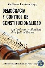 Democracia y Control de Constitucionalidad af Guillermo Lousteau Heguy