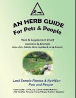 An Herb Guide for Pets & People af Karen Cutler