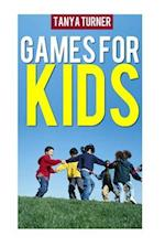 Games for Kids af Tanya Turner