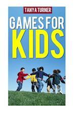 Games for Kids af Tanya Turner