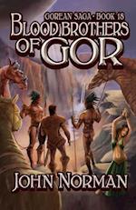 Blood Brothers of Gor (Gorean Saga, nr. 18)