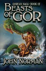 Beasts of Gor (Gorean Saga, nr. 12)