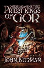 Priest-Kings of Gor (Gorean Saga, nr. 3)