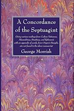 A Concordance of the Septuagint