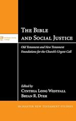 The Bible and Social Justice af Cynthia Long Westfall