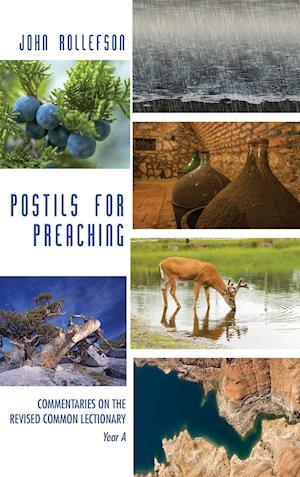 Bog, hardback Postils for Preaching af John Rollefson