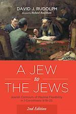 A Jew to the Jews af David J. Rudolph