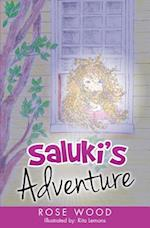 Saluki's Adventure af Rose Wood