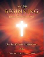 In the Beginning John Chapter One