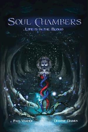 Bog, hæftet Soul Chambers af Paul Vander, Dominic Dames