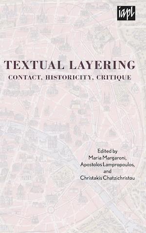 Bog, hardback Textual Layering af Maria Margaroni