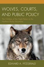 Wolves, Courts, and Public Policy af Edward A. Fitzgerald