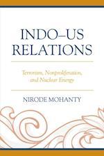 Indo-US Relations af Nirode Mohanty