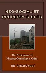 Neo-Socialist Property Rights