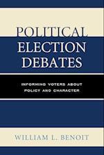 Political Election Debates