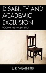 Disability and Academic Exclusion