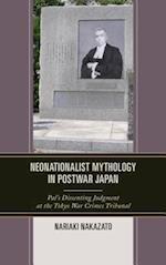 Neonationalist Mythology in Postwar Japan (Asiaworld)
