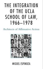 Integration of the UCLA School of Law, 1966-1978