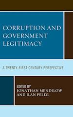 Corruption and Governmental Legitimacy