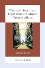 Women's Social and Legal Issues in African Current Affairs