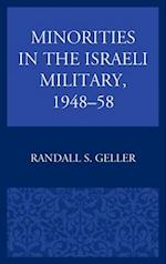 Minorities in the Israeli Military, 1948-58