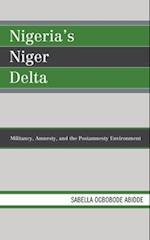 Nigeria's Niger Delta af Sabella Ogbobode Abidde