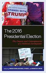 The 2016 Presidential Election af Amnon Cavari