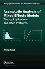 Asymptotic Analysis of Mixed Effects Models (Chapman & Hall/CRC Monographs on Statistics & Applied Probability)